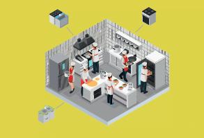 proiectare restaurant